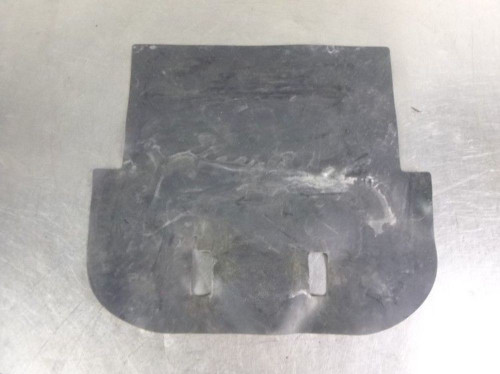 98-01 Honda VFR800 Interceptor Rubber Cover Heat Shield A
