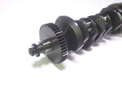 05 06 Kawasaki Z 750 ZR750 Crankshaft Crank Shaft Stator Fly Wheel