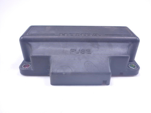 88 Honda NT650 Fuse Relay Junction Box Cover Lid