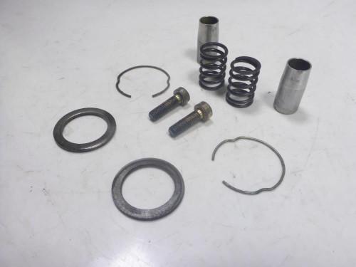 05 Suzuki DR 125 L Fork Tube Internals Springs Rings Clips Sleeves Kit