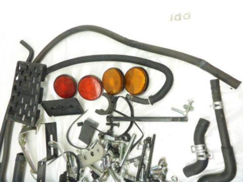 13 Suzuki GW250 Hardware Bolt Hose Kit