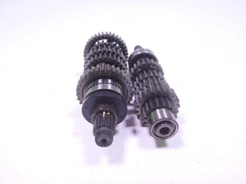 05 06 Kawasaki Z 750 ZR750 Trans Transmission Gears