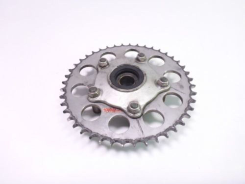 01 Aprilia Mille RSV 1000 Rear Wheel Cush Drive Sprocket Hub 44 Teeth 948