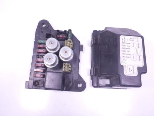 86 Kawasaki Voyager 1300 Fuse Relay Junction Box