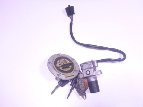 07 Ducati M600 Lock Set Ignition Switch Cap And Key