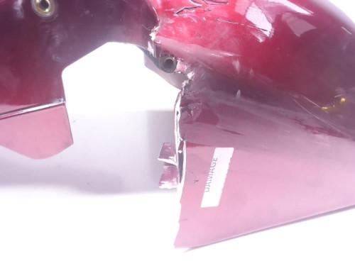 02 Honda ST1100 Front Wheel Fender Damaged 61101-MT3-0100