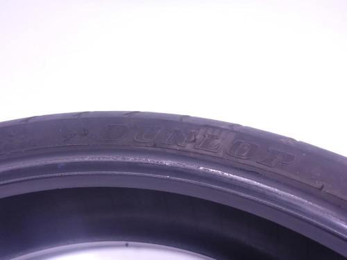 03-08 Suzuki SV650S Front Tire DUNLOP Sportmax 120/60ZR17 120 60 17 58W