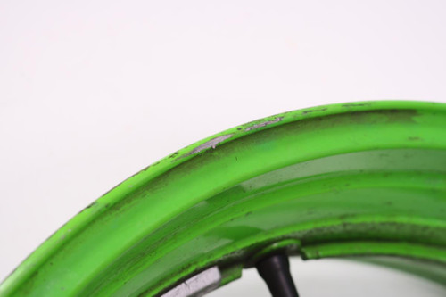 94 Kawasaki ZX6E Rear Wheel Rim STRAIGHT 17X4.50