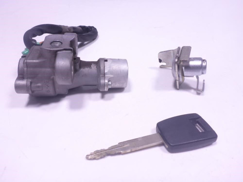 12 Suzuki VStrom DL650 Lock Set Ignition Switch And Key