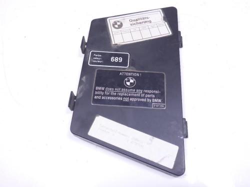 98 BMW R1100 R Harness Fuse Box Cover