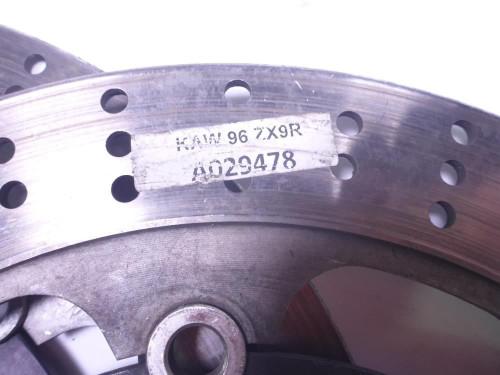 95-97 Kawasaki ZX6R Front Wheel Disc Brake Rotors