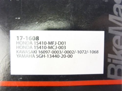 07 08 Honda CBR600RR NEW Oil Filter Replacement BIKE MASTER 17-1608
