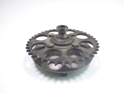 1972 Yamaha R5 RD350 Rear Wheel Cush Drive Sprocket Hub 39C5522