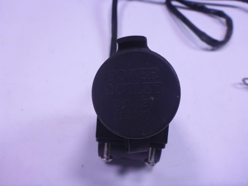 07 Kawasaki Vulcan Nomad VN 1600 Accessory Power Outlet
