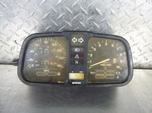 BMW K75 S Gauges Speedo Tach Indicators