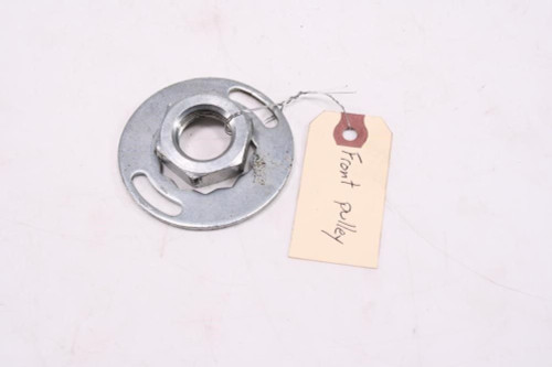 16 Indian Scout Front Pulley Nut Fastener