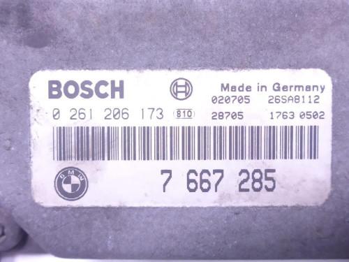 03 BMW R1150RS Computer CDI ECU ECM Igniter Box 7 667 285