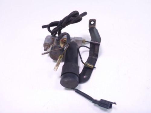 86 Honda GoldWing GL 1200 Right Shock Air Pump Solenoid