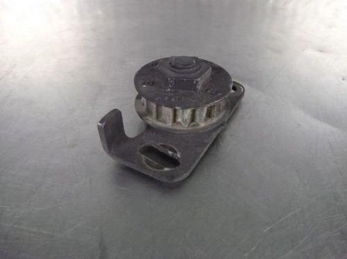 86 87 88 Yamaha FZ600 FZ 600 Rear Suspension Belt Adjuster Pulley