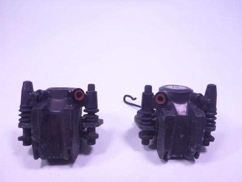 86 Kawasaki Voyager 1300 Front Brake Calipers Set Pair