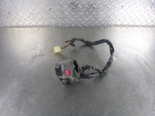 03 06 Kawasaki Z1000 Left Control Switch Horn Turn Lights