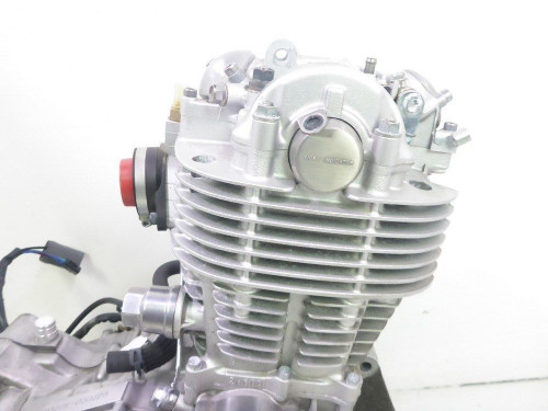 15 Yamaha SR400 Engine Motor GUARANTEED Low Miles