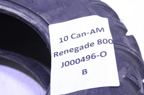 """10 Can Am Renegade 800 Duro Tire 12"""" 25 8 12 25x8-12 (B)"""