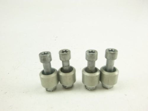 08 Aprilia Shiver 750 Frame Bolts Security with Spacers