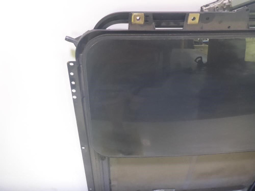 06 Porsche Cayenne Sunroof Sun Roof Glass Assembly