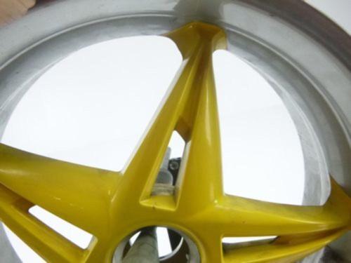 2000 MV Agusta 750 F4 Rear Wheel STRAIGHT