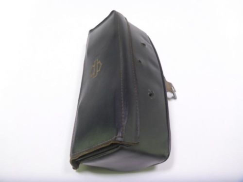 Harley Davidson Front Handle Bar Bag LEATHER