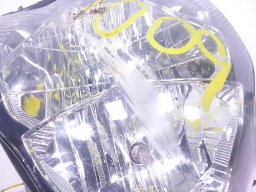 11 12 13 Suzuki GSXR 600 750 Head Light Lamp DAMAGED