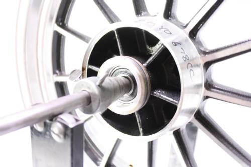 2009 2010 Hyosung ST7 Rear Wheel Rim STRAIGHT