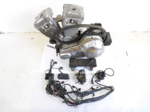 95 Harley Road King Touring Engine Motor Electrical Carburetor Kit EVO 1340 80