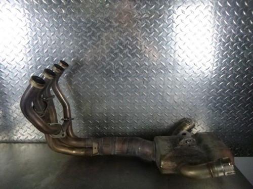 10-13 Kawasaki Z1000 Headers Head Pipe Pipes Exhaust
