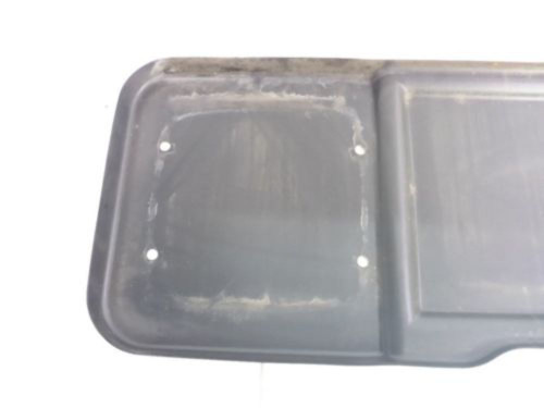 06 Polaris Ranger 700 XP Seat Back Rear Panel Cover 5434086 Plastic