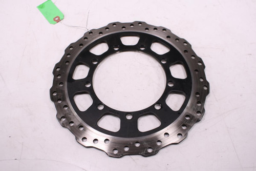 08 18 Kawasaki KLR650 Front Wheel Disc Brake Rotor