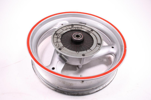 2001 Moto Guzzi V11 Sport BREMBO Rear Wheel Rim STRAIGHT 17X4.50 01630600