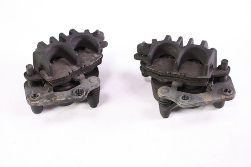 11 Suzuki DL 650 V-Strom Front Brake Calipers ABS