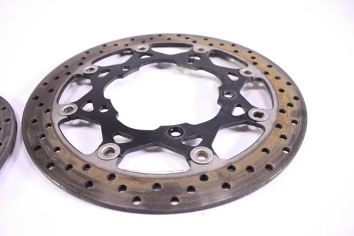 11 Suzuki DL 650 V-Strom Front Wheel Disc Brake Rotors