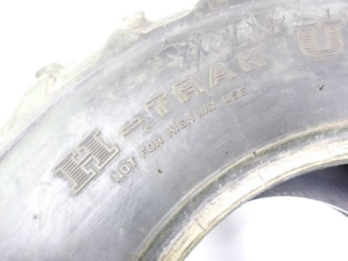 05 Honda Rincon TRX 650 Rear Tire OHTSU H-TRAK U/R301 AT25X10-12 B