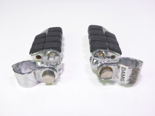 08 Victory Kingpin Highway Front Driver Foot Pegs ISO