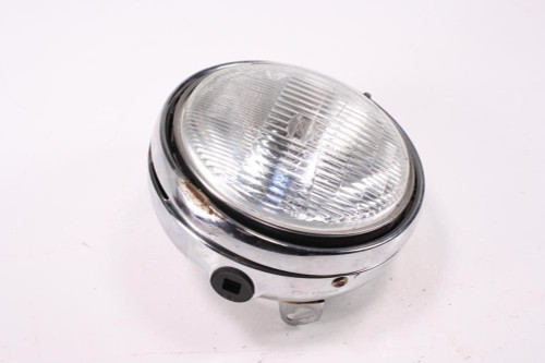 92 Suzuki Bandit GSF 400 Front Headlight Light Lamp Bucket Can And Bezel Ring