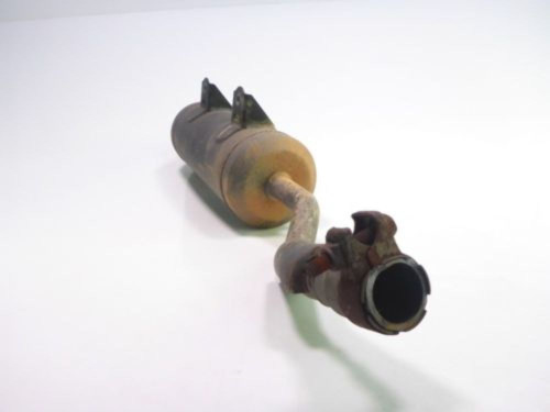 13 Yamaha Grizzly 300 Exhaust Pipe Muffler Can