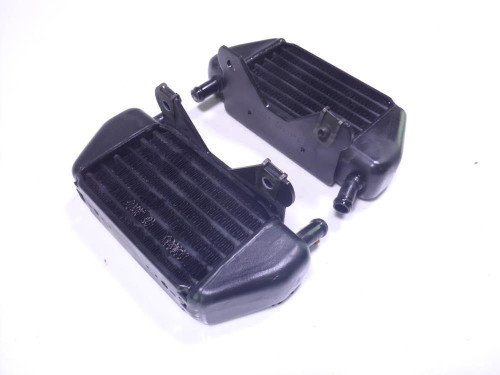 98 BMW R1100 R Oil Coolers Right Left 134176243070