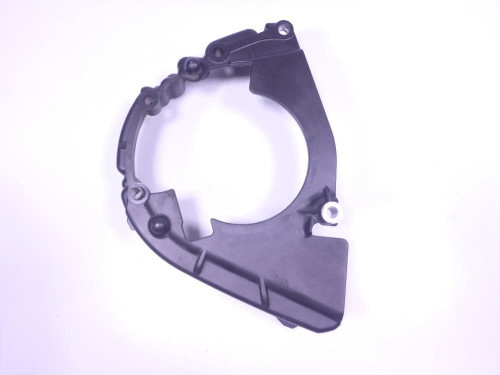 08 Yamaha XVS1300CT Front Inner Pulley Cover