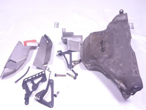 00 Honda Goldwing GL1500 Cover Heat Shield Guard Exhaust Hardware Kit