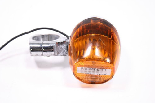 01 Indian Scout Front Left Turn Signal Flasher Indicator Light