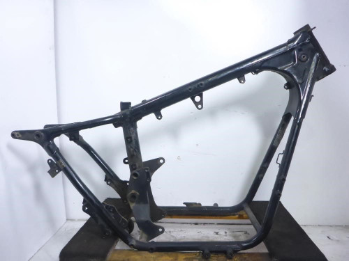 86 Honda Rebel CMX 450 Main Frame STRAIGHT CLN