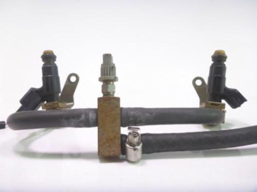 05 Victory Hammer Fuel Injectors Lines 0475 FR-1
